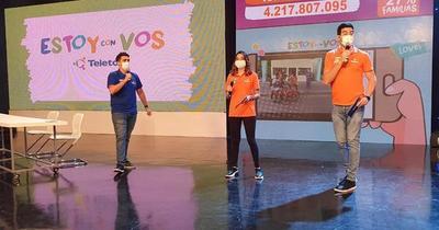 #EstoyConVos: ¡Reanudamos la transmisión de Teletón 2020!