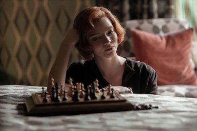 Gambito de Dama, la inesperada joya de Netflix