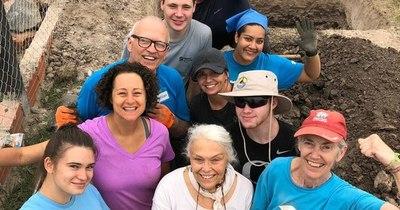 La Nación / Día del Voluntariado: reconocen a quienes ayudan en la atención de asentamientos