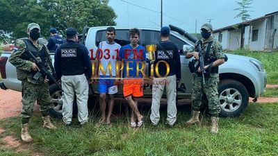 Detienen a tres sospechosos del ataque a la estancia San Marcos