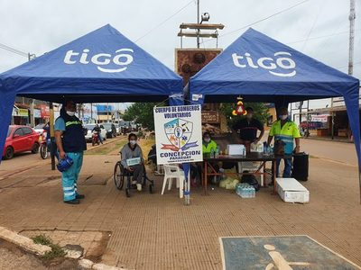 Maraton de Bomberos Voluntarios de Concepción espera buena recaudación