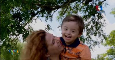 Teletón 2020: Santi, un ser de luz para su familia