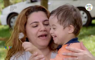 Familia de Santi cuenta su experiencia con Teletón