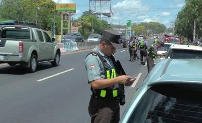 HOY / Operativo Caacupé: Patrulla Caminera inició cobertura total ante festividad religiosa