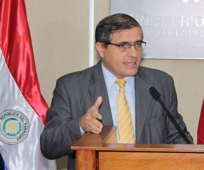 Ministro anticorrupción argumenta cautela en baja ejecución de fondos de Salud