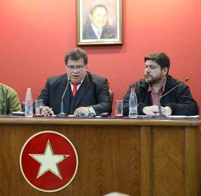 Seccionalero pide diálogo y consenso para internas coloradas