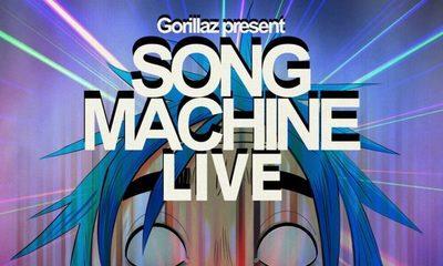 Gorillaz ofrecerá concierto online de su último disco