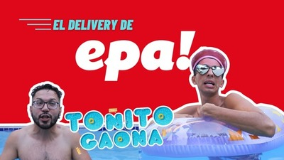 Toñito Gaona habló de sus intimidades en El Delivery de Epa!