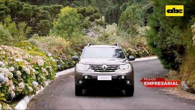 Mundo Empresarial: De la Sobera presentó el nuevo modelo Duster de Renault