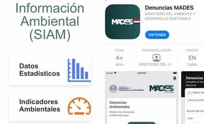 HOY / Ministerio del Ambiente facilita web y APP para denuncias ambientales