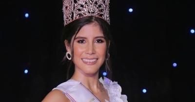 Habló la Miss Universe, Vanessa Castro