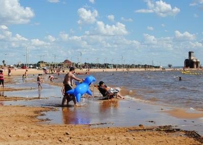 Balnearios y playas siguen sin habilitación