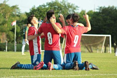 La Sub 20 venció a Bolivia