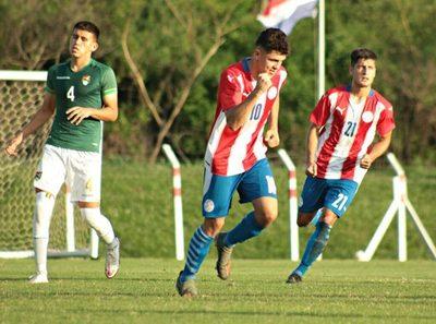 Albirroja Sub20 supera a Bolivia en amistoso de preparación