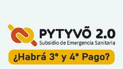 ▶ Tercer pago de Pytyvõ 2.0: ¿Cuándo se vota en el congreso y por qué no se ha aprobado? ✅