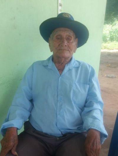 A los 106 años, fallece excombatiente de la Guerra del Chaco