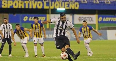 La Nación / Cuatro goles en un tiempo