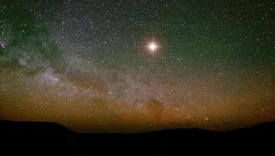 Estrella de Belén será visible esta Navidad luego de 800 años