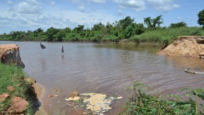 Laguna Cerro: Tras últimas lluvias analizarán los niveles de contaminación