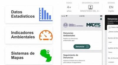 Ministerio del Ambiente facilita web y APP para denuncias ambientales