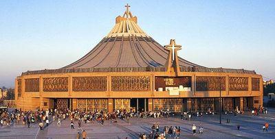 México cerrará la Basílica de Guadalupe para evitar aglomeración