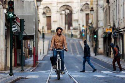 La bicicleta, el aliado verde contra el Covid en Lisboa