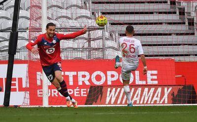 Lille puede con Mónaco y se acomoda en el segundo puesto