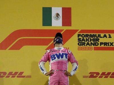 Pérez firma su primera victoria