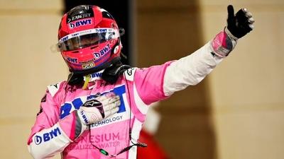 El mexicano Checo Pérez consiguió su primera victoria en la Fórmula 1