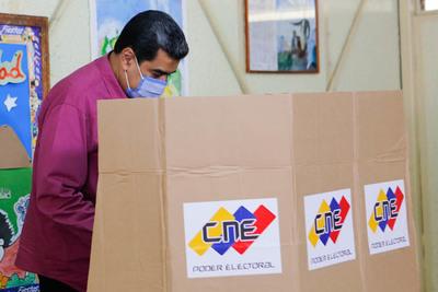 La comunidad internacional rechazó las elecciones del régimen de Maduro
