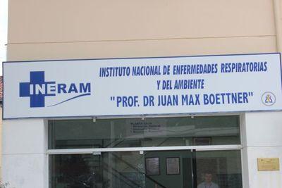 """En el Ineram esperan el """"milagro de Caacupé"""" para recibir medicamentos"""