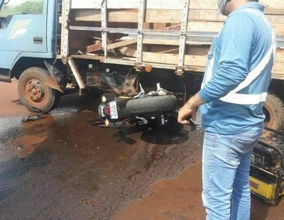 Imputan a camionero brasileño por provocar accidente fatal