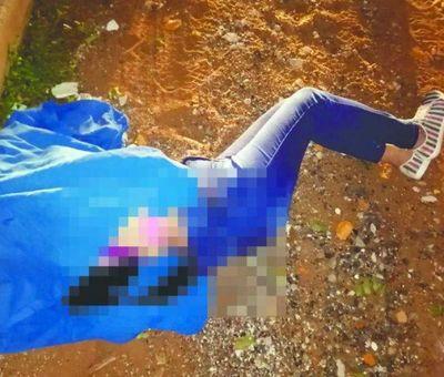 Extraña muerte de una mujer que fue tirada en Lambaré