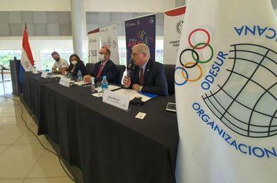 Autoridades resaltan avances de cara a los Juegos Suramericanos