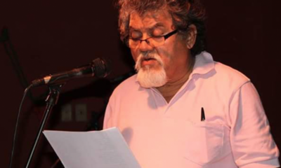 Moncho Azuaga, ganador del Premio Municipal de Literatura 2020