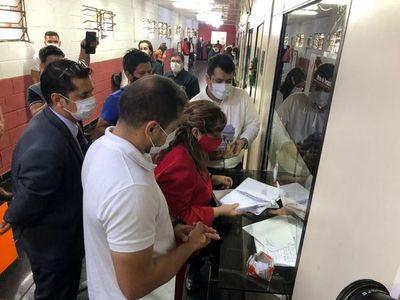 CDE: recusan a fiscala del caso Shopping Box