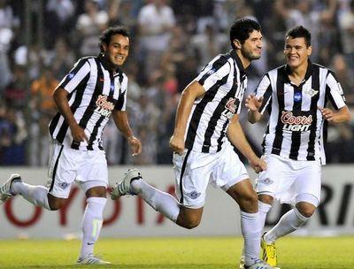 Tercer juego ante el Palmeiras