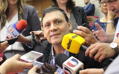 """Exsenador Víctor Bogado dijo que la justicia está """"politizada"""""""