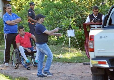 """Ratifican condena contra policía """"gatillo fácil"""" que dejó en silla de ruedas a su víctima"""