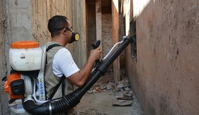 Dengue: 89% de las regiones presenta casos sospechosos