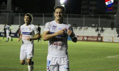 Nacional acaba con el invicto de Cerro Porteño en vibrante partido