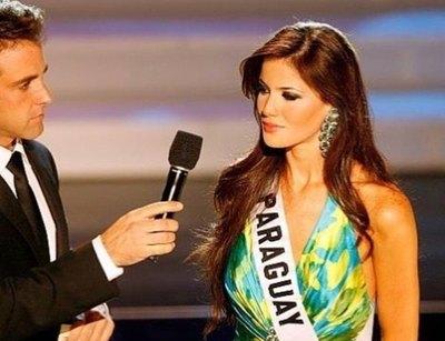 Crónica / (VÍDEO) ¡Usó ropas de su ropero para el Miss Universo!