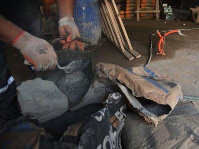 Advierten grave problema con cemento  escaso y caro