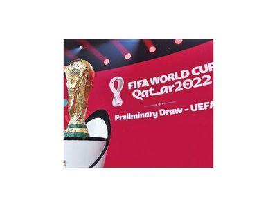 Eliminatorias europeas conocen sus partidos