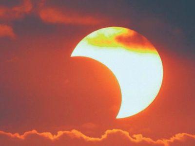 El próximo lunes habrá un enorme eclipse solar