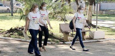 """Hijas de Denis dicen que criminales le ganan """"dos mil a cero"""" al Gobierno"""