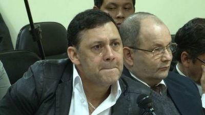 Exsenador Víctor Bogado deberá cumplir la condena