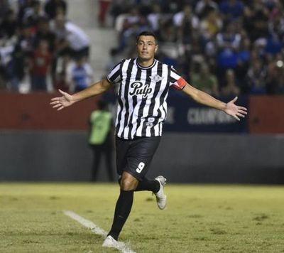 Libertad recibe a Palmeiras por el choque de ida de los cuartos de final