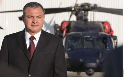 México solicita extradición de exsecretario de Seguridad preso en EEUU