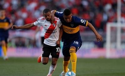 HOY / Boca y River se cruzarán en la próxima fase de la liga argentina